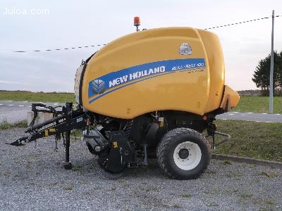 Presse New Holland de démo - RB 180