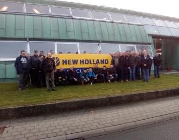 Visite Zedelgem - Décembre 2016